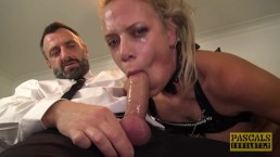 10 min hd porn video Skank facejizzed by bbc 10 min